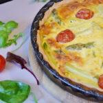 Pita s šparglji – Recept
