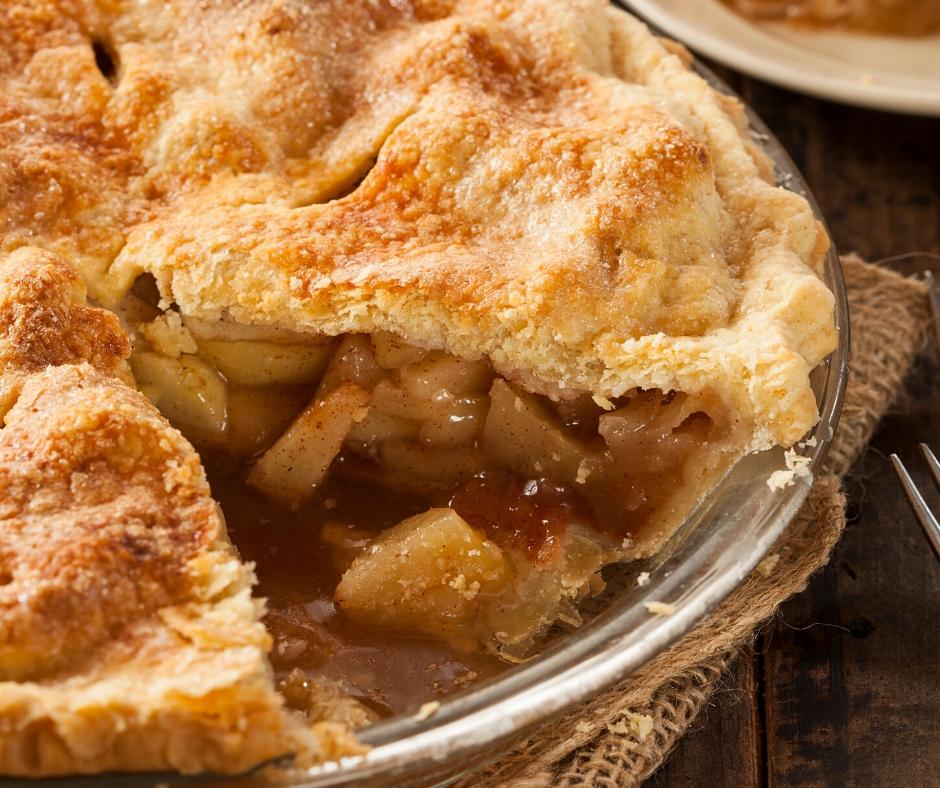 Domača jabolčna pita (odličen recept)