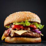 Domači, preprost in odličen hamburger -Recept
