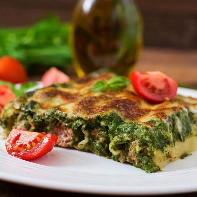 Recept za okusne veganske kanelone