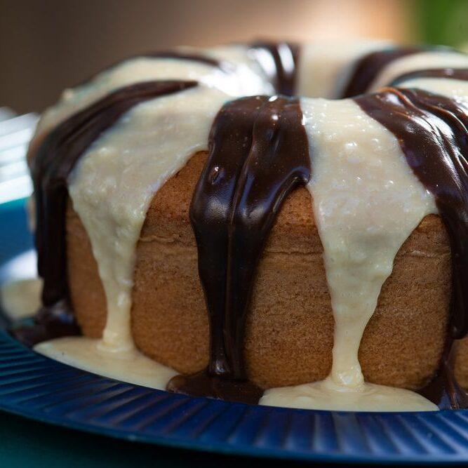 Recept za čokoladno – kokosovo potico