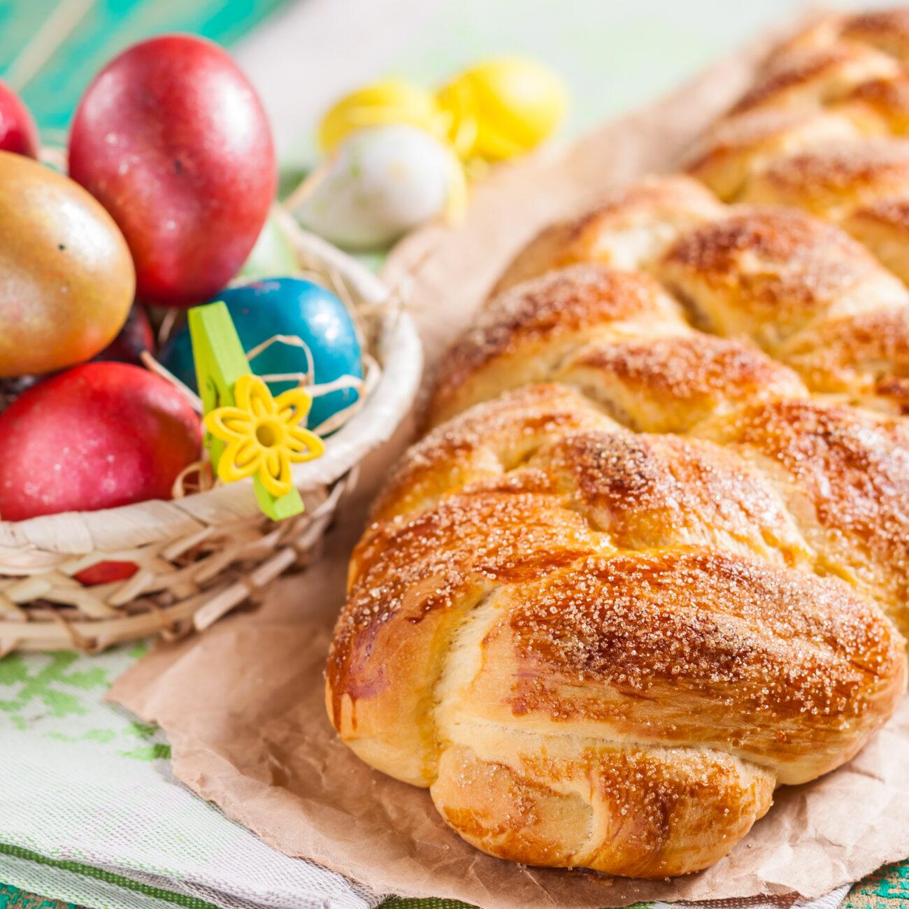Pinca – velikonočni kruh