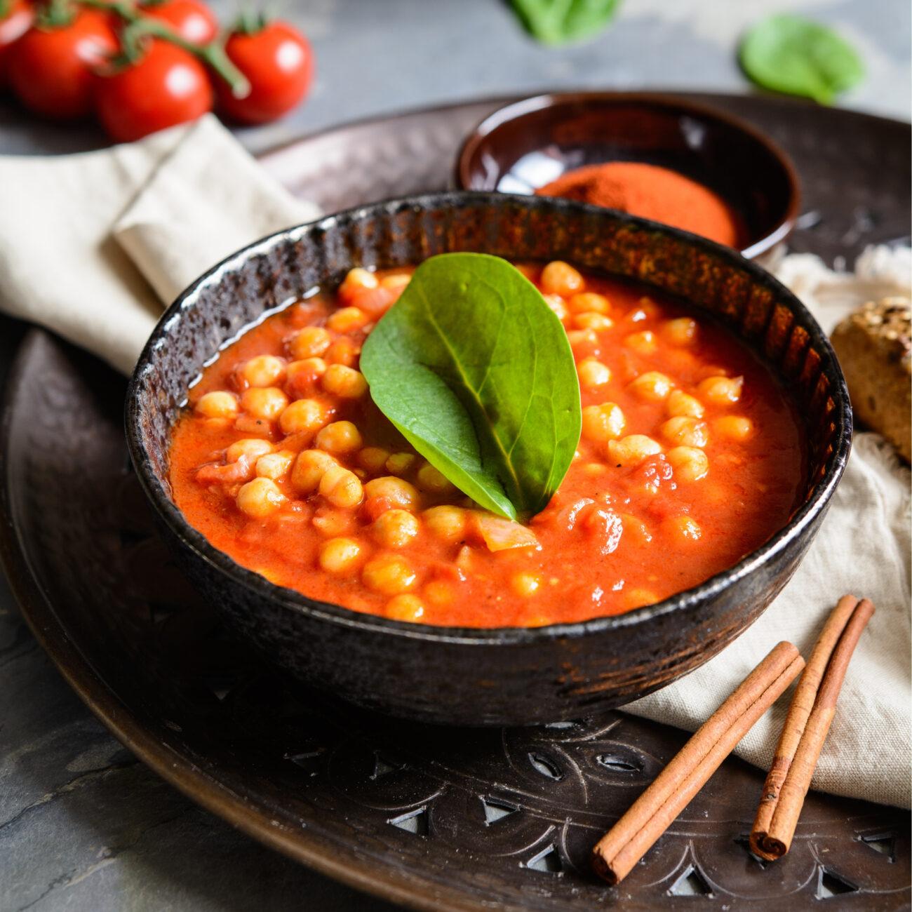 Maroška čičerikina juha